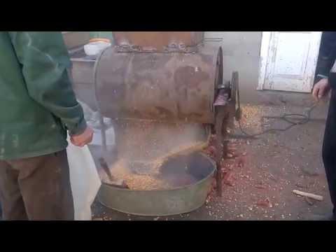 Лущилка кукурузы
