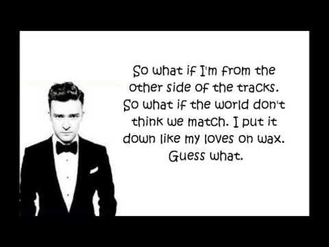 Justin Timberlake - That Girl Lyrics