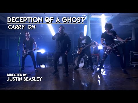 DECEPTION OF A GHOST -  CARRY ON