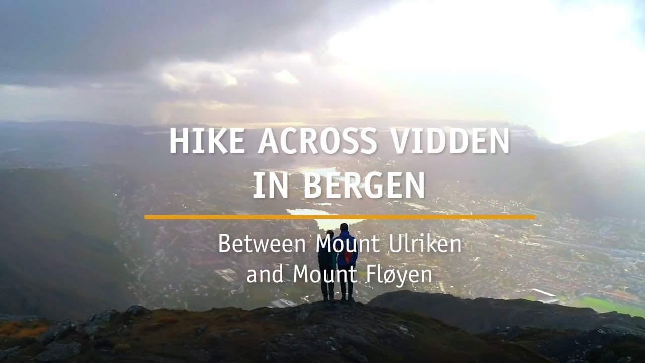 Thumbnail: Hike across Vidden in Bergen
