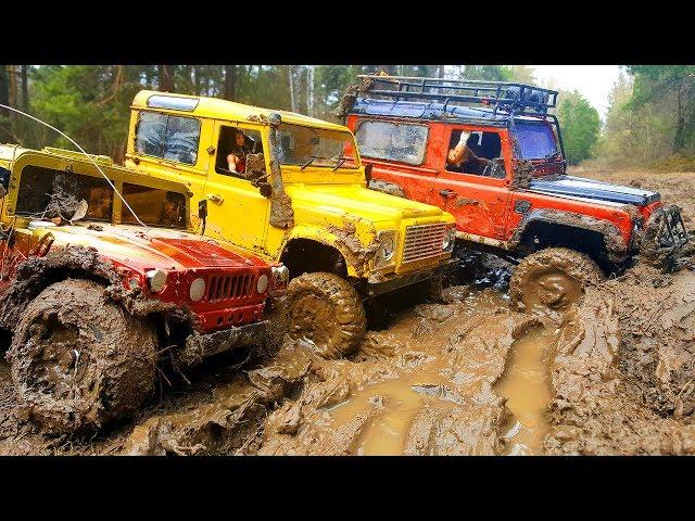 RC Cars MUD OFF Road