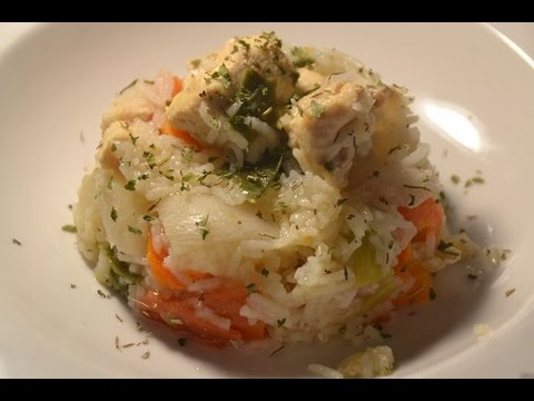 recette-cookeo-poulet-canja-weight-watchers