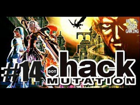 .hack//MUTATION (PS2) Part 14 - Rendezvous at Net Slum