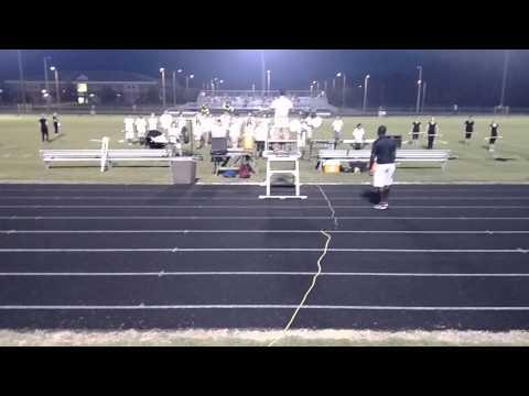 New Kent high school band