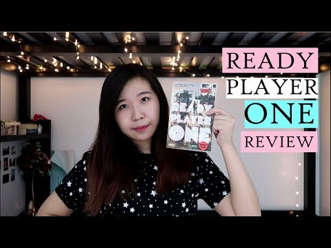[REVIEW/SPOILER FREE] Ready Player One by Ernest Cline | Booktube Indonesia