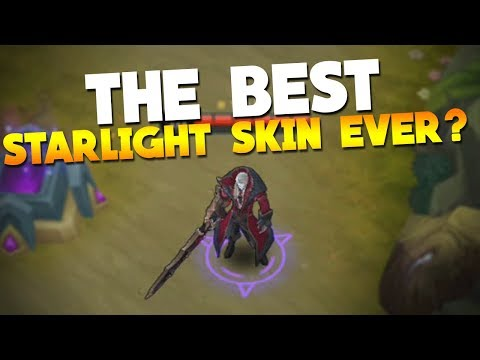 NEW Alucard Starlight Skin Viscount Gameplay! Mobile Legends