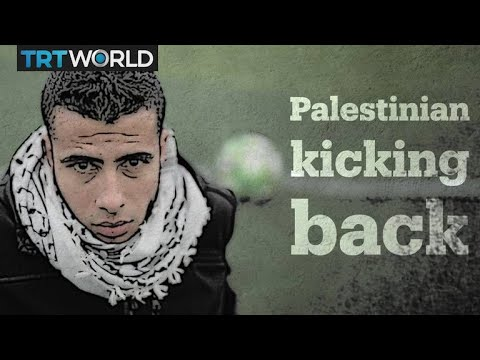 The Israeli Army shattered this Palestinian footballer's dre