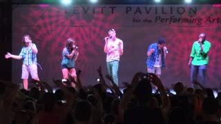 Pentatonix - Stuck Like Glue (Live @ Levitt Pavilion Arlington, TX 79602)