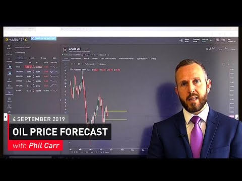 COMMODITY REPORT: Crude Oil Price Forecast: 4 September 2019