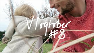 AFTERNOON WITH DADDY | VLOGTOBER | Rhiannon Ashlee Vlogs