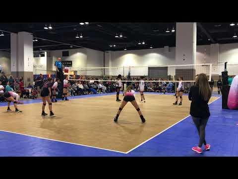 PBJ13ELITE vs. Club V 13 South Adam Set 2 (25-19): Colorado