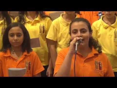 كورال مجمع الانبا بشاي في تصفيات الكرازه 2016