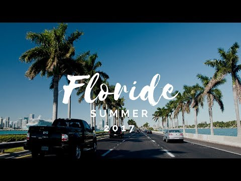 TRAVEL WITH ME || FLORIDE 2017