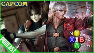 """Capcom: has  """"High Expectations"""" for Devil May Cry 5 and Resident Evil Remake 2"""