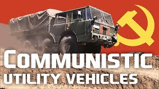13 Communistic Utility Vehicles You May Not Know About