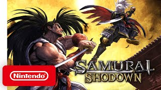 Samurai Shodown - Release Window Announcement - Nintendo Switch