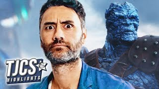 Taika Waititi Confirms Return As Korg In Thor 4