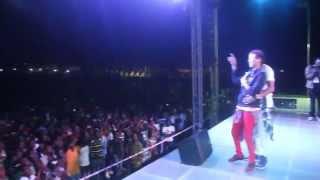"AYE ""Exclusive"" - Me and Dj Fetty (Serengeti Fiesta 2014 Bukoba)"