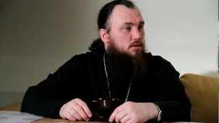 Во время поста голодание. Священник Максим Каскун