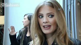 Video Constance Jablonski  Model Talk Spring Summer 2011 | FashionTV - FTV.com download MP3, 3GP, MP4, WEBM, AVI, FLV Juni 2018
