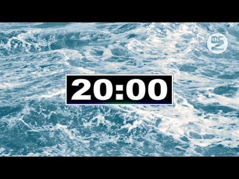 20 Minutes Interval Countdown Timer    ♫ Free Music No Copyright