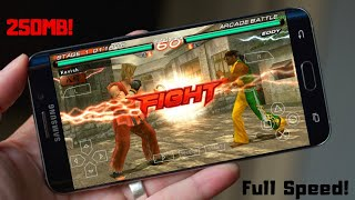 Gambar cover [240MB] Tekken 6 Game For Android Download (PPSSPP) Highly Compressed