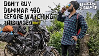 Don't buy Dominar 400 before watching these 10 reasons