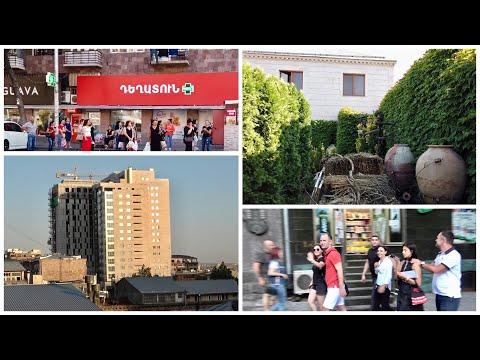 Yerevan, 30.07.21, Fr, Depi Shengavit Ev Mashtots+Pushkin
