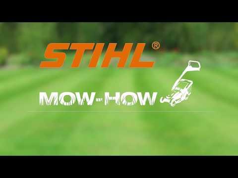 Аккумуляторная газонокосилка STIHL RМА 339.0 C