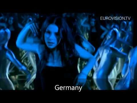 ALL SONGS - Eurovision 2011 In Germany -