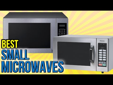 10 Best Small Microwaves 2016