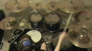 Bring Me The Horizon - The Comedown - Drum Cover