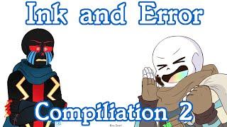 Ink And Error [Mini Comics Dub Compilation 2]