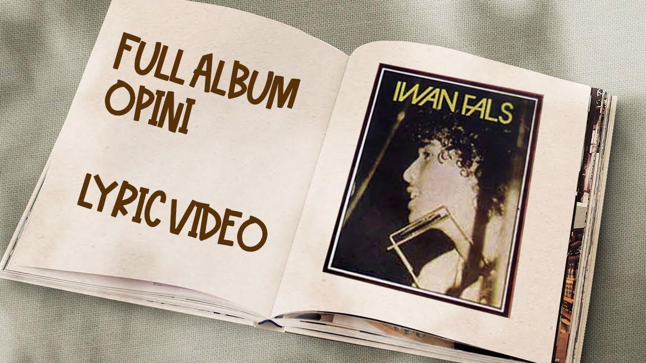 Iwan Fals - Album Opini (Lyric Video)