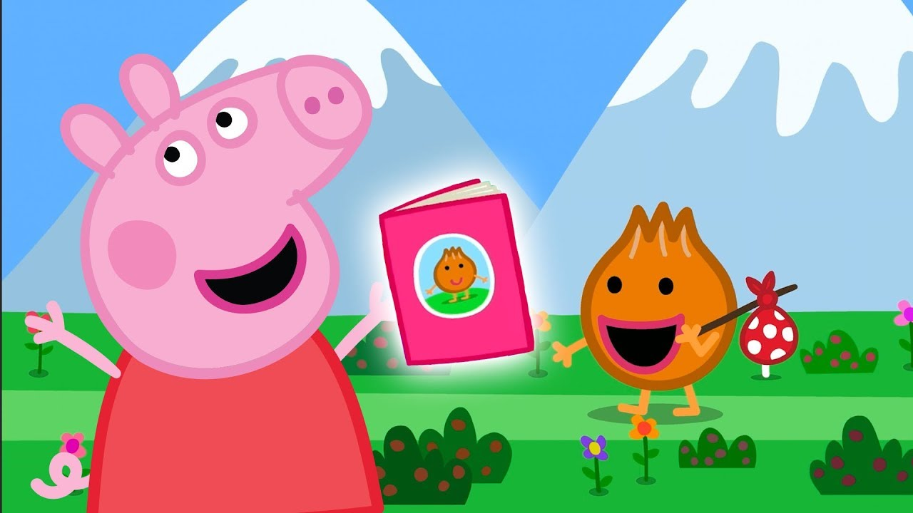 Peppa Pig Official Channel Storytime With Peppa Pig Reading Month Special