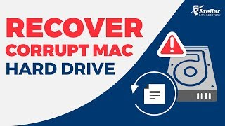 How to recover corrupt hard drive data on macOS High Sierra?