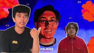 Cuco - Para Mi Album REACTION REVIEW