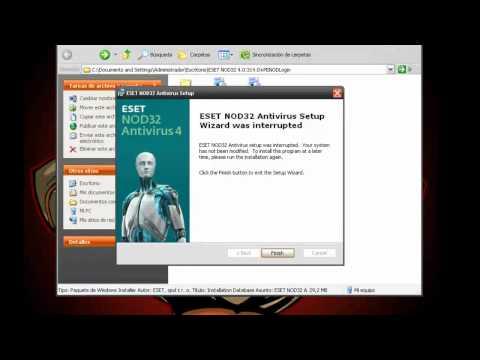 Serial eset nod32 5 octubre 2012 ford