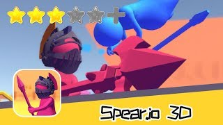 Spear.io 3D - Alictus - Walkthrough Super Alternative Recommend index three stars