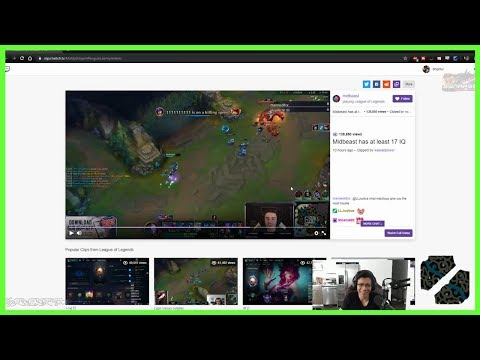 Very Interesting Syndra+Annie Interaction ft. Midbeast & Shiphtur - Best of LoL Streams #650