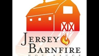 "Jersey Barnfire ""original"" Hot Sauce Review"