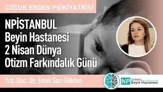 NPİSTANBUL Beyin Hastanesi 2 Nisan Dünya Otizm Farkındalık Günü