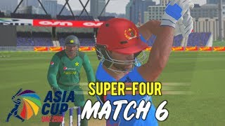 Pakistan vs Afghanistan playing 11 asia cup 2018