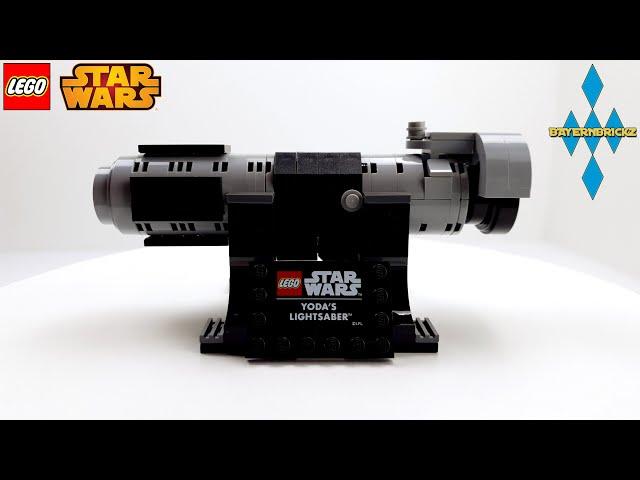 Lego Star Wars - 6346098 Yoda´s Lightsaber / Lichtschwert