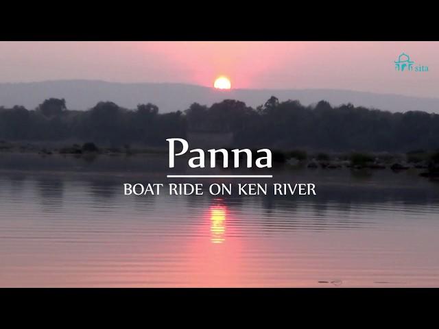 Panna   Boat Ride on Ken River