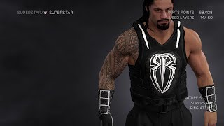NEW TEXTURES FOR WWE 2K17 PSP