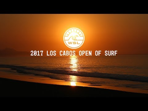 2017 Los Cabos Open of Surf Day 2