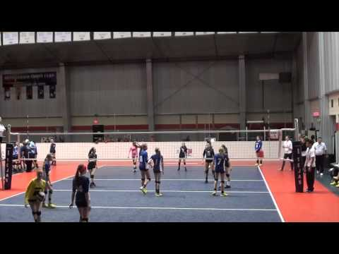 North Texas Invitational Championship Match vs Skyline 12 Royal - 03082015