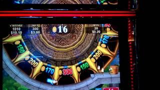 Slot bonus - Jackpot Island - Konami - Max Bet