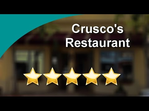 Best Restaurant in Angels Camp CA - Crusco's on Main St 209-736-1440